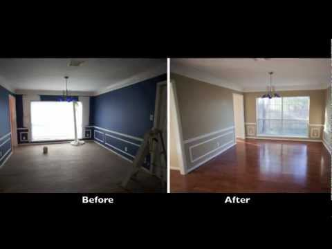 Texas 203k Rehab - Before and After Photos