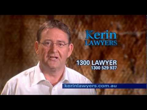 Kerin Lawyers: No Win No Fee