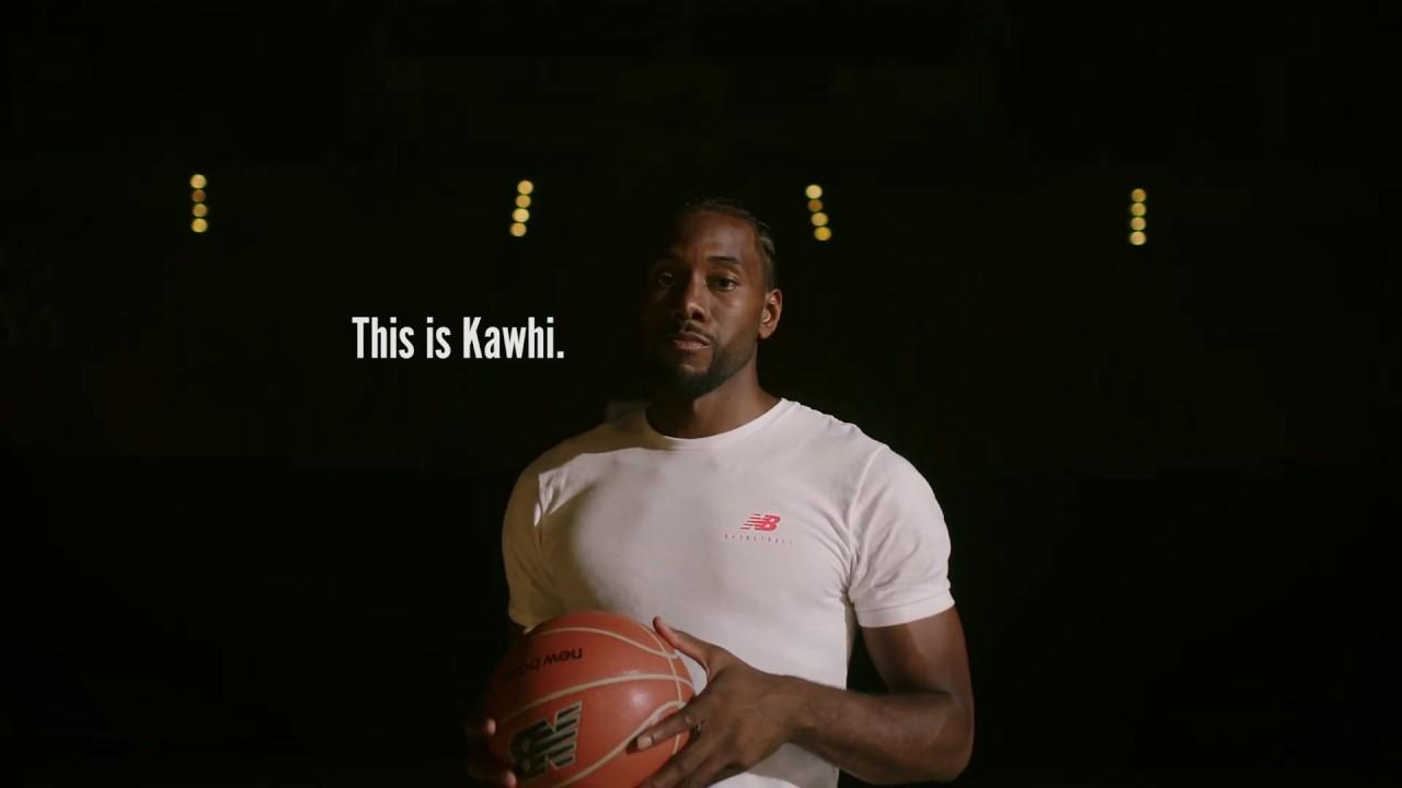 Aja Leeds junio  Kawhi Leonard: Reign Over LA | New Balance - YouTube