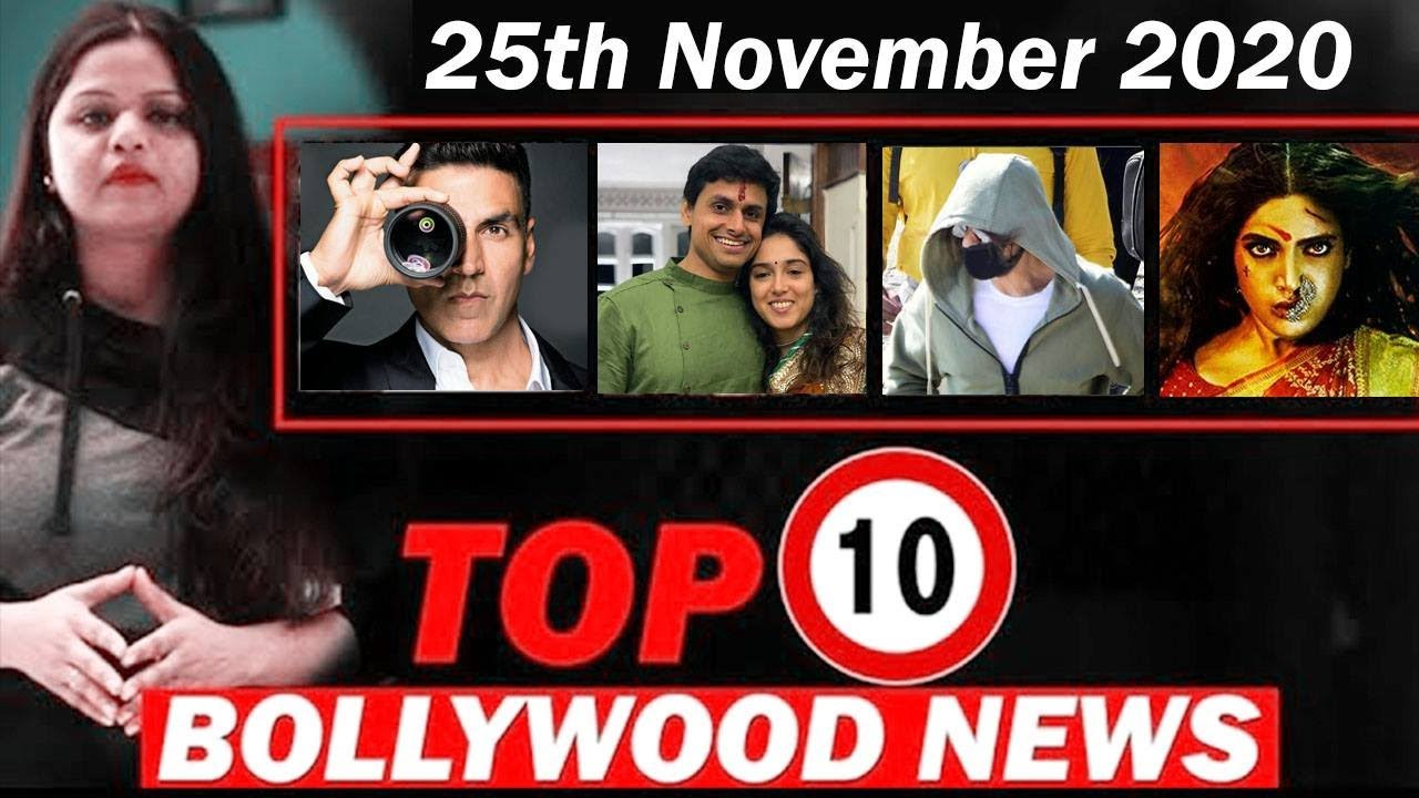 Top 10 Big News Of the Day : What's Hot in Bollywood ?