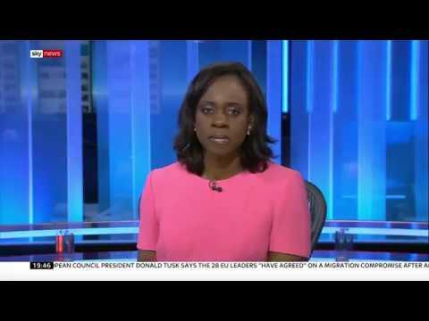 Sky News & Cool Cargo  - Co2 Shortage 2018
