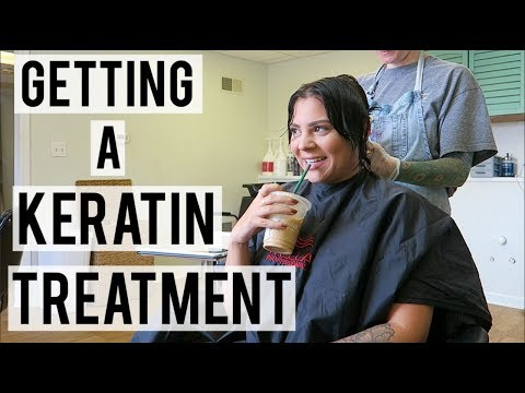 I GOT A KERATIN TREATMENT | GK KERATIN TREATMENT REVIEW