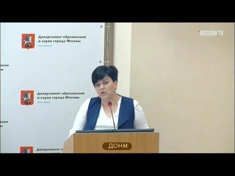 1279 школа ЮЗАО рейтинг 192 (161) Ляпина ЕА зам директора 13% не аттестация ДОНМ 07.05.2019