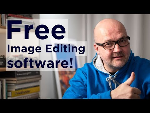 Olympus Workspace - Free Image Editing Software!