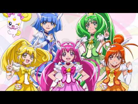 Pretty Cure Name Meanings