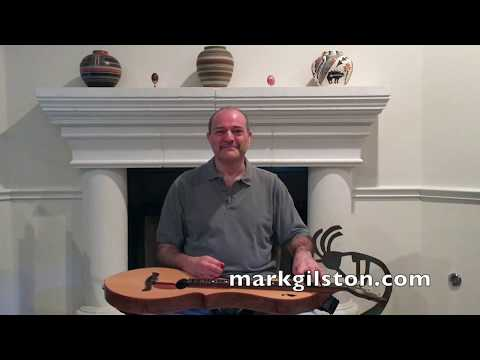 Mark Gilston sings Four NIghts Drunk