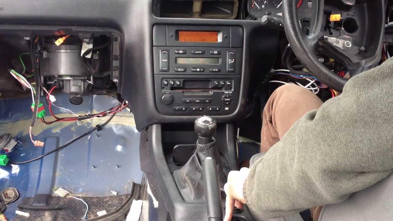 Wiring Diagram Peugeot 406