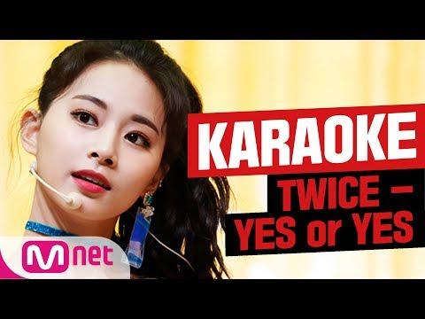 [MSG Karaoke] TWICE - Yes or Yes