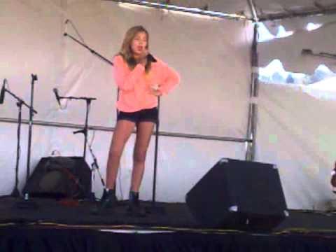 Charli Barcena ~How Will I Know~ Malibu Chilli Cookoff