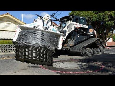 World Amazing Modern Road Construction Machines - Latest Technology Construction Equipment Working