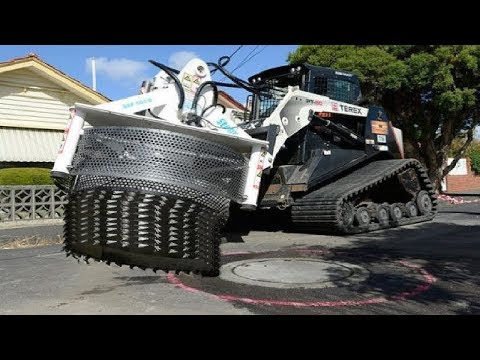 World Amazing Modern Road Construction Machines - Latest Technology Construction Equipment Working