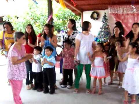 Parent's/Children's Party @ LAMS ( Little Angels Montessori School )