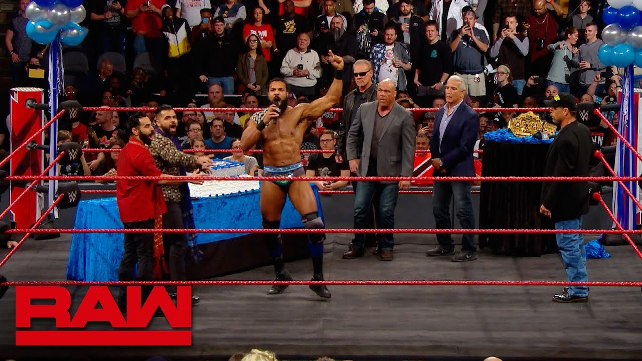 What happened after Raw went off the air: Raw Exclusive, Feb. 25, 2019