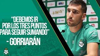 embeded bvideo Rueda de Prensa: Fernando Gorriarán - 15 Octubre