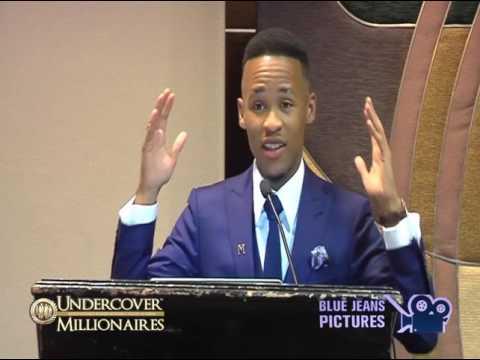 Undercover Millionaires Durban Seminar