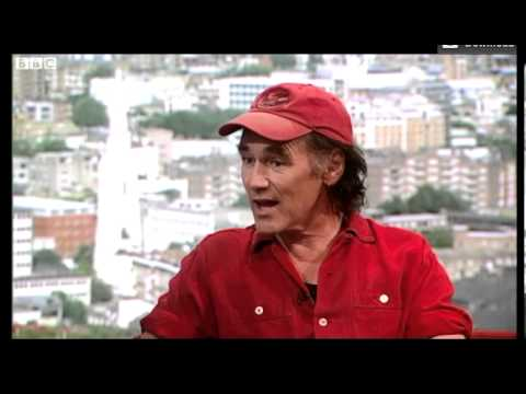 Mark Rylance talks BP and arts sponsorship on The Marr Show