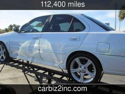 2003 Nissan Sentra SE R Spec V Used Cars   Orlando,Florida   2014 11 30