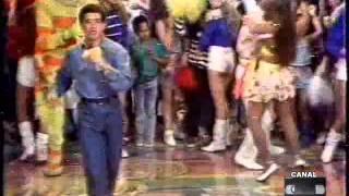 Beto Barbosa - Beijinho na Boca - Xou da Xuxa 1990