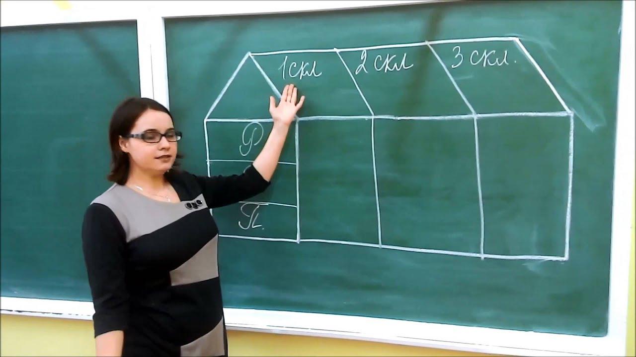 Ютуб русский язык конспект изменение существительных по вопросам 4-й класс