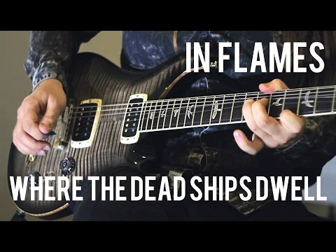 Where The Dead Ships Dwell - In Flames - by Roman Skorobagatko & Paul Smith