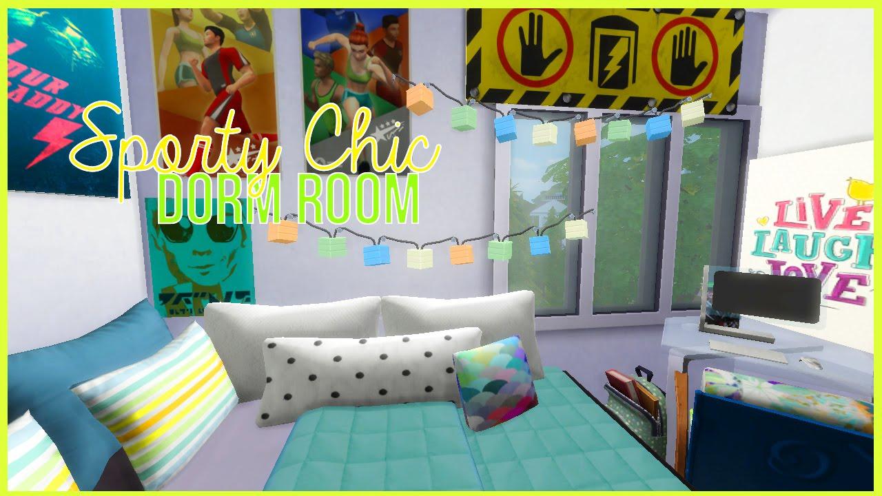 The Sims 4  Lets Build A University Dorm Part 7  ~ 164505_Sims 3 Dorm Room Ideas