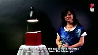 L'Objet de mes recherches : Cecilia Ceccarelli