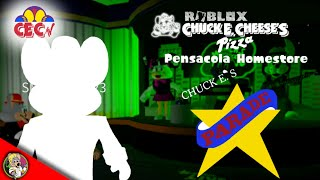 Roblox Chuck E. Cheese's Pensacola Homestore - Chuck E.'s Parade (Pure Imagination)