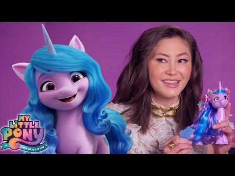 My Little Pony: A New Generation | Kimiko Glenn, Liza Koshy and James Marsden as their Ponies