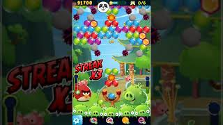 Angry Birds Stella Pop Level-2604 Non PowerUp Walkthrough For Android & iOS