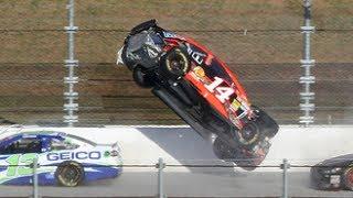 NASCAR Crashes 2