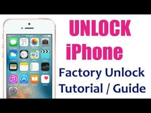 How to Unlock any iPhone without jailbreak- Easiest method