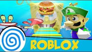 Roblox: Cerca la formula Krabby Patty