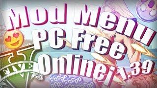 MOD MENU FREE GTA 5 ONLINE 1.40 PC Undetectable + Tutorial + Dowload + Drop money