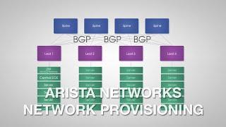 Arista Network Provisioning