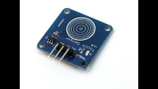 Sensor Touch Capacitivo (TTP223 - TTP223B) - Arduino