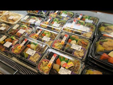 JAPANESE CONVENIENCE FOOD - Japan Trip - Part 6