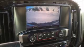 2016 GM Camera In-Motion Custom HMI Unlock Softwre