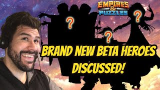Beta Empires and Puzzles Discussion, Brand NEW! 1/21