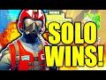 HOW TO GET 18+ KILL SOLO WINS IN FORTNITE TIPS AND TRICKS! HOW TO GET BETTER AT FORTNITE PRO TIPS!