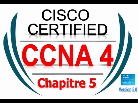 CCNA4 R&S Connecting Networks (Version 5.0) - exam Chapter 5 | Form French