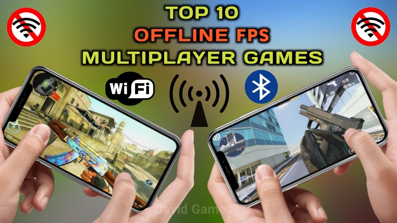 Top 10 Offline Fps Local Multiplayer Games For Android Ios