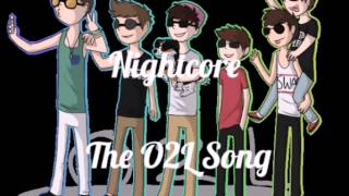 nightcore the o2l song