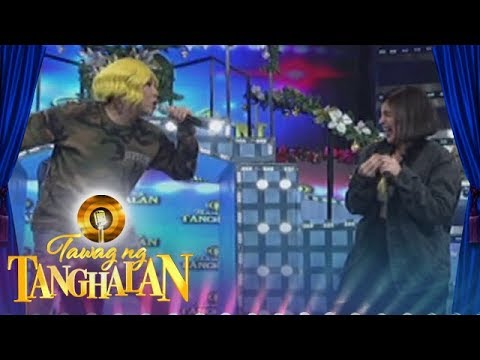 Tawag ng Tanghalan: Vice Ganda suddenly wants to punch Anne Curtis