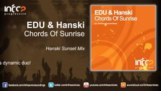 EDU & Hanski - Chords Of Sunrise (Hanski Sunset Mix)