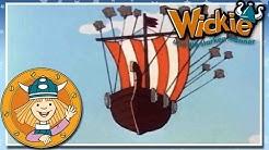 Wickie und die starken Männer - Das fliegende Schiff - Folge 19 | HD