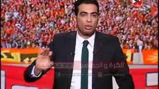"""شادى محمد """"علينا نأخذ خطوة للخلف من أجل الاهلى"""""""