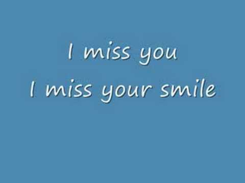 Miley Cyrus - I miss you (FULL with lyrics)
