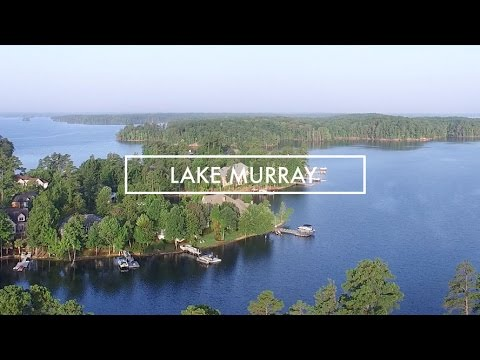 Lake Murray Area Columbia Sc Youtube