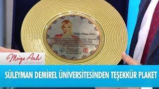 Gambar cover Okuma-Yazma seferberliğine Süleyman Demirel Üniversitesinden ödül - Müge Anlı İle Tatlı Sert 30 Mart