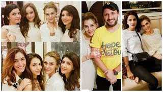 Celebrities Attend Sehari and Iftar Party Hosted by Sana Bucha